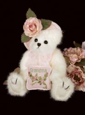 BEARINGTON Bear Collection GRANDMA Loves a Lot Soft Plush Toy Animal 1652
