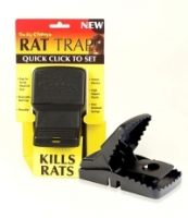Rat Trap reusable Quick Click Trap The Big Cheese STV115