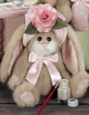 Bearington Bear Bunny Collection Buffy Rabbit Plush Soft Toy Animal 4168