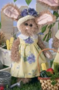 Bearington Bear Bunny Collection HALLE HOPSMORE Rabbit 4125