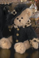 BEARINGTON Bear Collection SELENA Teddy Bear 1781