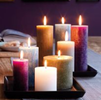 Bolsius Aromatic Tealight Candles Scented and Unscented Tealights