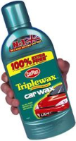 CarPlan Triplewax Original Car Wax 1 Litre Bottle Polish Protection