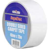Double Sided Carpet Tape 48mm X 25m