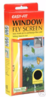 Fly Screen Window Mesh Protector Flying Insect Pest Control & Protection STV229