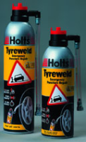 Holts Tyreweld Emergency Tyre Puncture Repair 400ml Can