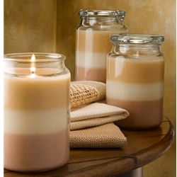 Candle Lite 3 Layer 19oz Candle Jar