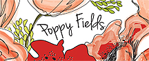 Candle Lite Bloom Poppy Fields